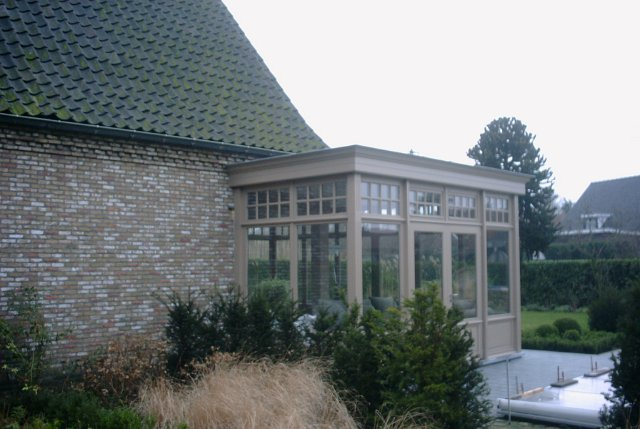 De mooiste veranda vind je bij baert gebroeders in waasmunster