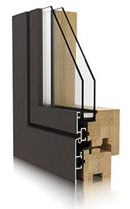 ramen en deuren hout aluminium