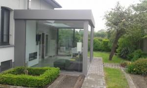 moderne veranda maatwerk